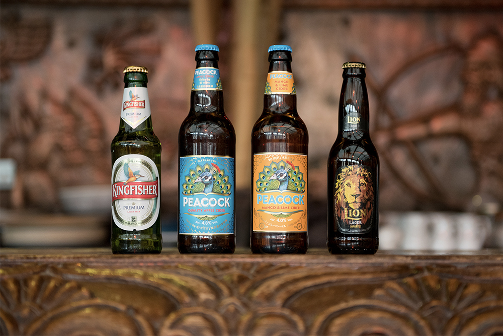 Kingfisher Beer Boss Talks Future Plans with The Telegraph