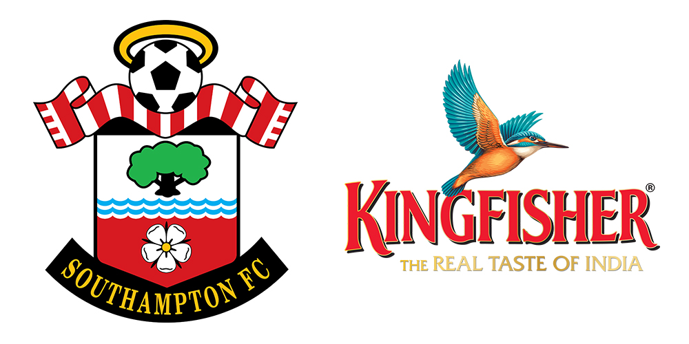 Kingfisher is Delighted to Become the Official Beer Partner of Southampton Football Club