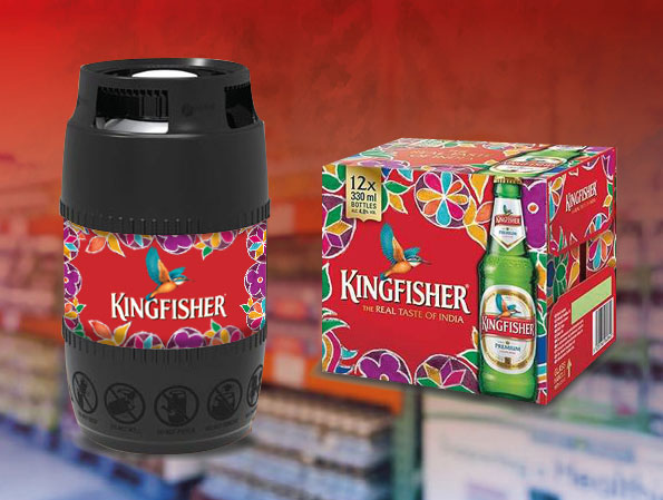 New SKU for Kingfisher